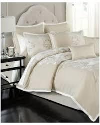 Ivory Comforter Set King Slash Prices On Emilia Embroidered 14 Piece King Comforter Set