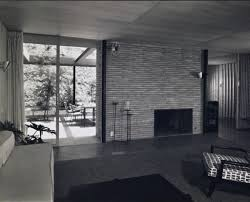 case study house 1950 steel framed design with a traditional