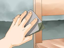 How To Lighten Stained Wood by The Easiest Way To Remove Mold From Wood Furniture Wikihow