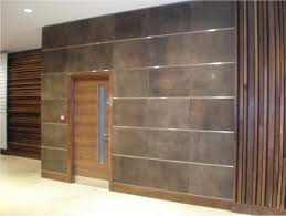 leather walls natural leather wall paneling for tv room walls pinterest