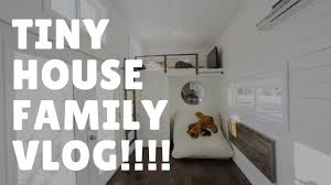 announcing the tiny house family vlog woohoo for the tiny house