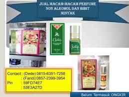 Parfum Refill Palembang 0857 2399 3954 m3 jual parfum non alkohol ar rayyan