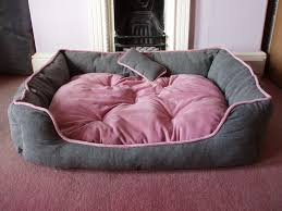 marvellous pink dog beds for large dogs 58 with additional