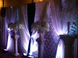 Custom Backdrops Pelazzio Full Service Wedding Venue Creates Beautiful Custom