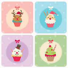 3 christmas cupcake toppers that transform bakes create u0026 craft blog