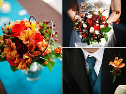 wedding flowers groom fall bridal bouquet wedding flower centerpieces and groom s bout