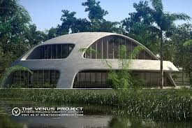 project houses circular cities the venus project