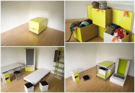 Space Saving Bed Ideas Kids Bedroom Ideas Beauteous Odyssey Space Saver Loft Beds Space