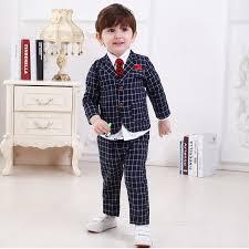 boys light blue dress pants suit blazers for kids children suit wedding dress for boys formal