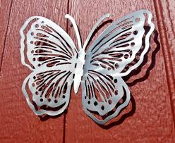 butterfly metal wall art style 1 metal art home decor