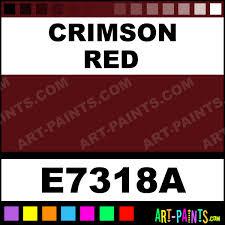 crimson red professional gouache paints e7318a crimson red