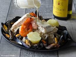 cuisiner poisson blanc choucroute aux poissons alsacienne la cuisine d adeline