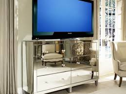 delicate mirrored tv cabinet living room furniture tags mirrored