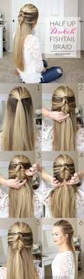 updos for long hair with braids 40 of the best cute hair braiding tutorials