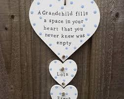 grandparent plaques grandparent plaque etsy