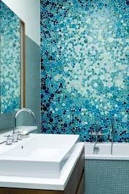 mosaic bathrooms ideas best 25 mosaic tile bathrooms ideas on gray and white