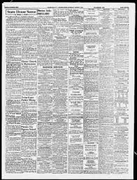 free resume templates bartender nj passaic courier news from bridgewater new jersey on august 7 1954 page 11