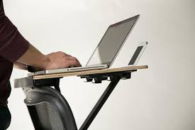 Standing Portable Desk Finally A Portable Standing Desk You Can Bring Anywhere Homes