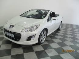 peugeot cars 2012 used peugeot 308 1 6 cc a t for sale
