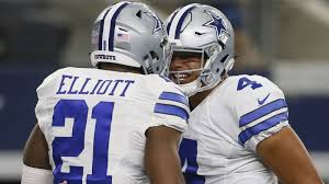 dallas cowboys thanksgiving day dak and zeke report how did the cowboys win the eagles game