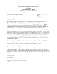 Letter Of Credit In Australia standard letter format standard business letter format australia 14
