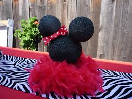 Centerpieces For Minnie Mouse Party by 77 Best Mickey Mouse Birthday Theme Images On Pinterest Mickey