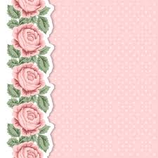 vintage cards pink flower with vintage cards vectors 01 welovesolo
