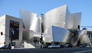 the walt disney concert hall frank gehry u0027s curvaceous stainless
