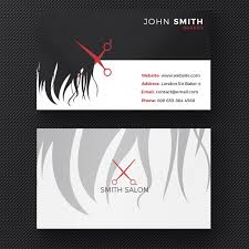 Business Card Design Psd File Free Download Hair Salon Business Card Psd File Free Download