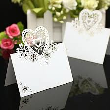aliexpress com buy 50pcs lot love heart laser cut wedding party