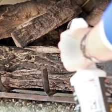 rutland gas log soot remover gas log guys