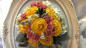 Preserve Wedding Bouquet How To Preserve Wedding Flowers For Perpetual Big Day Bliss