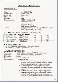 Biotech Resume Sample by Sample Resume For Freshers Biotechnology Resume Ixiplay Free