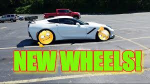 c7 corvette aftermarket c7 corvette stingray mod aftermarket wheels