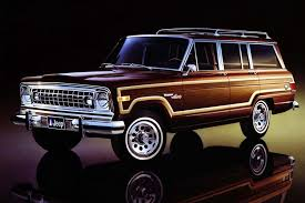 old jeep grand wagoneer jeep announces grand wagoneer woody for 2018