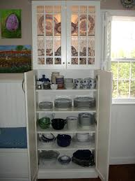 closetmaid pantry storage cabinet white white pantry storage cabinet l shaped white stained wooden kitchen