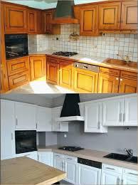 repeindre meuble de cuisine v33 renovation meuble cuisine meilleur de étonné repeindre ses