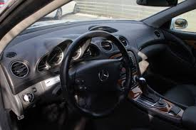mercedes benz sl500 one owner auction grade 4 5 bauto trader