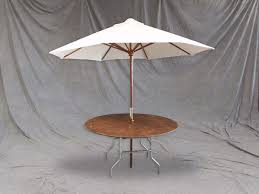 Rent Round Tables by Table Round 5 U2032 W Umbrella Ralph U0027s General Rent All
