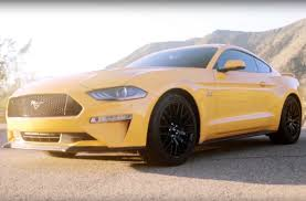 leaked video reveals the 2018 ford mustang u0027s love it or it