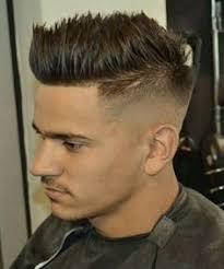 high hairline sideshade men trending man s haircut hairstyle shade hair pinterest