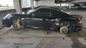 porsche wheels s porsche 911 gets its wheels amputated