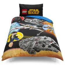 Star Wars Duvet Covers Buy Lego Star Wars Single Duvet Set From Our Lego Accessories