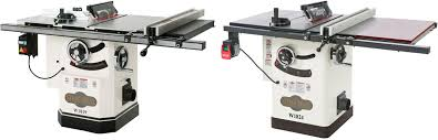 jet cabinet saw review shop fox w1819 and w1824 comparison review pro vs homepro