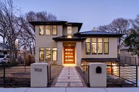 contemporary home exteriors home design ideas