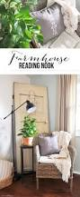 farmhouse reading nook cherished bliss