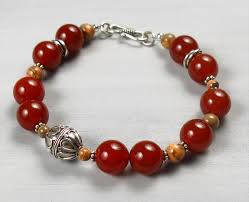 bracelet handmade images Handmade carnelian and bali silver bracelet handmade jewelry jpg