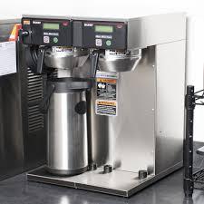 bunn 38700 0013 axiom aps twin airpot coffee brewer 120 240v