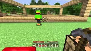 minecraft ps4 survival mode w friends episode 1 building a