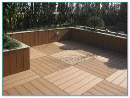 interlocking deck tiles